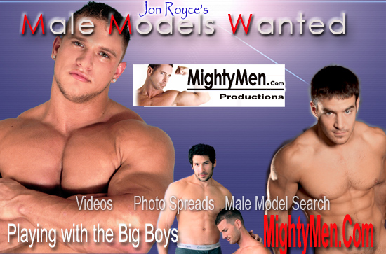 Nude male model wanted